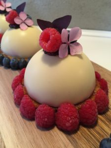 Hindbær_kage