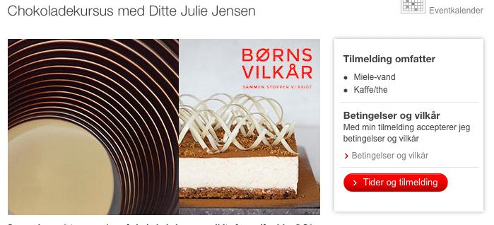 bagekursus Ditte Juie Jensen