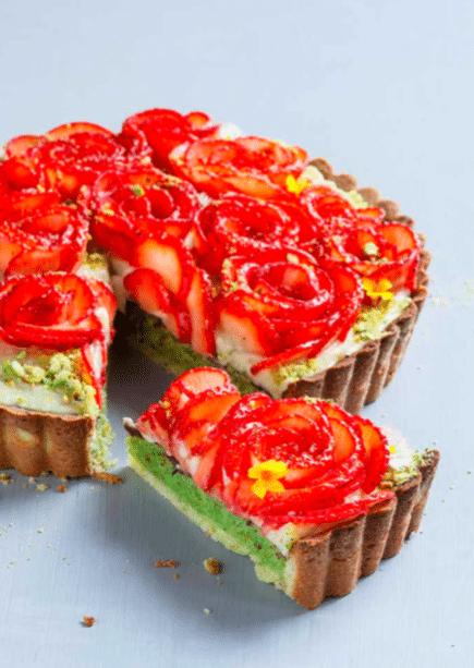 Jordbærtærte_tid_til_kage_ditte_julie