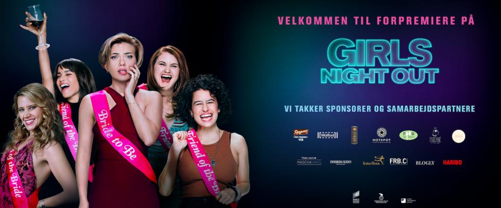 girls night out konkurrence