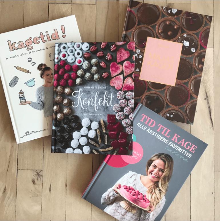 bagebøger Tid til kage udgivelser kagebøger