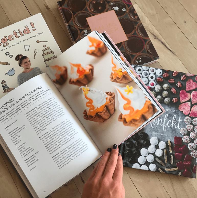 bagebøger Tid til kage