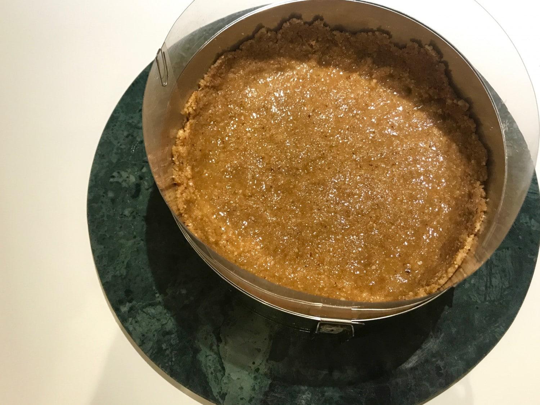 cheesecake bund opskrift