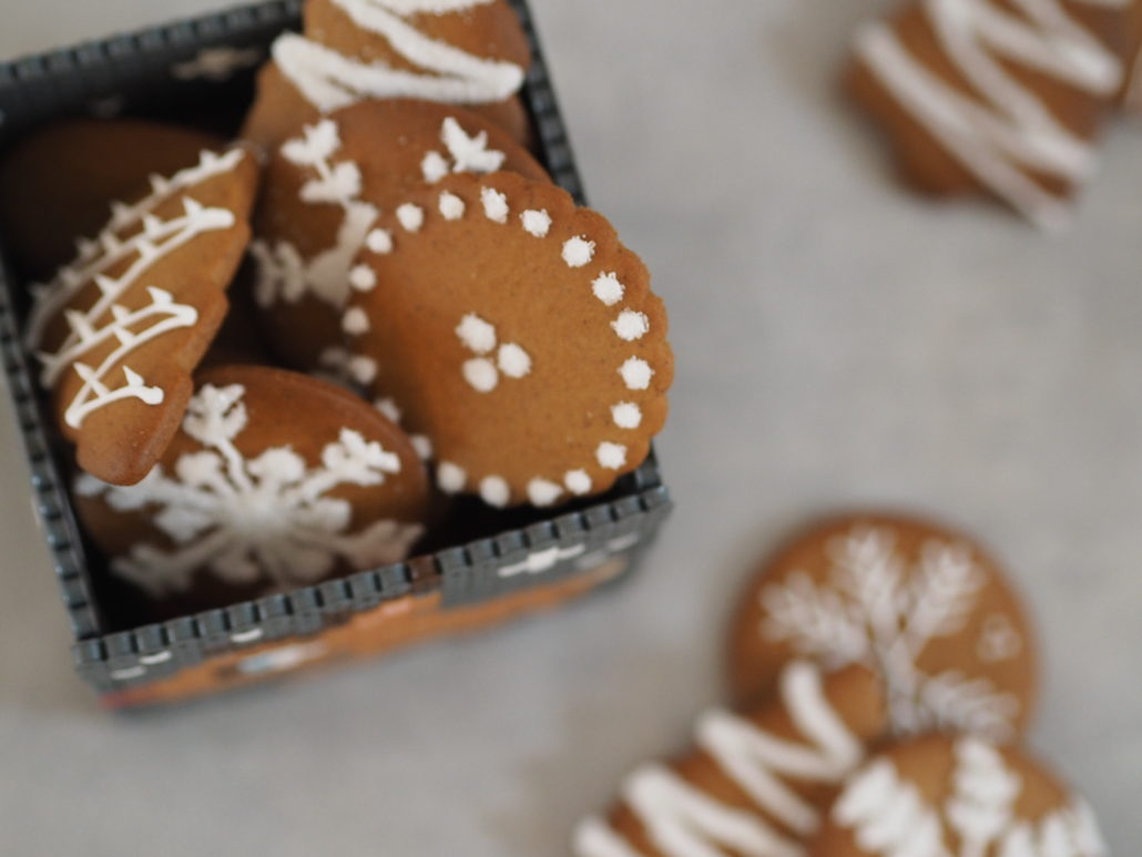 kreativ julehygge perler brunkager