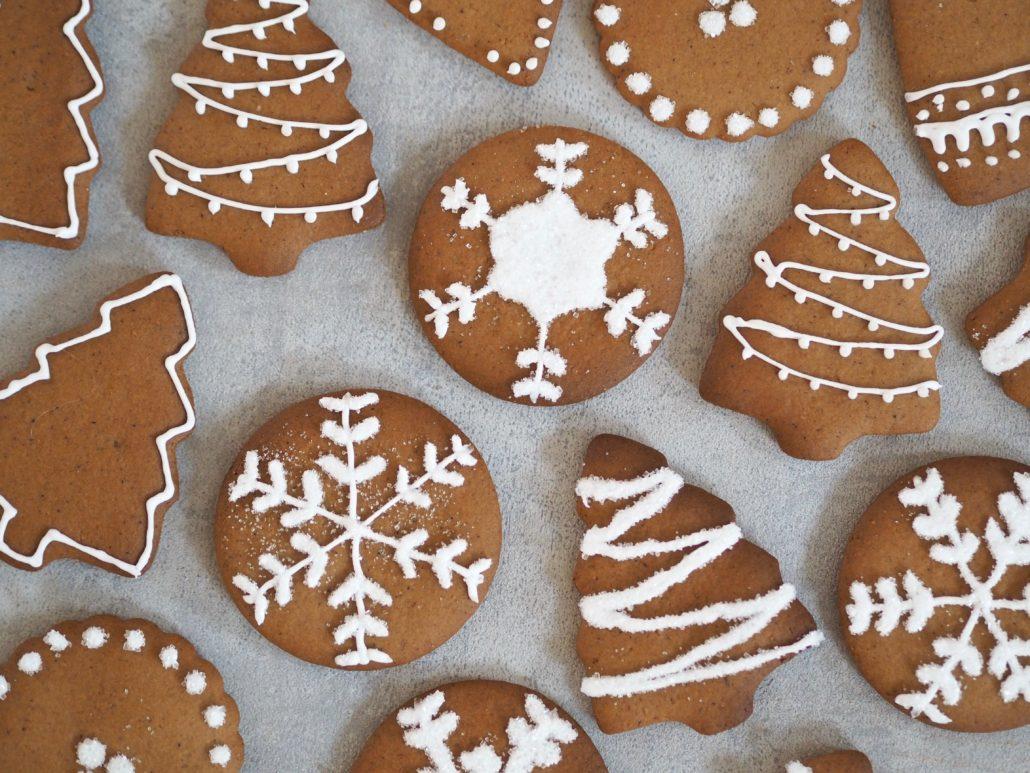 brunkager småkager julesmåkager