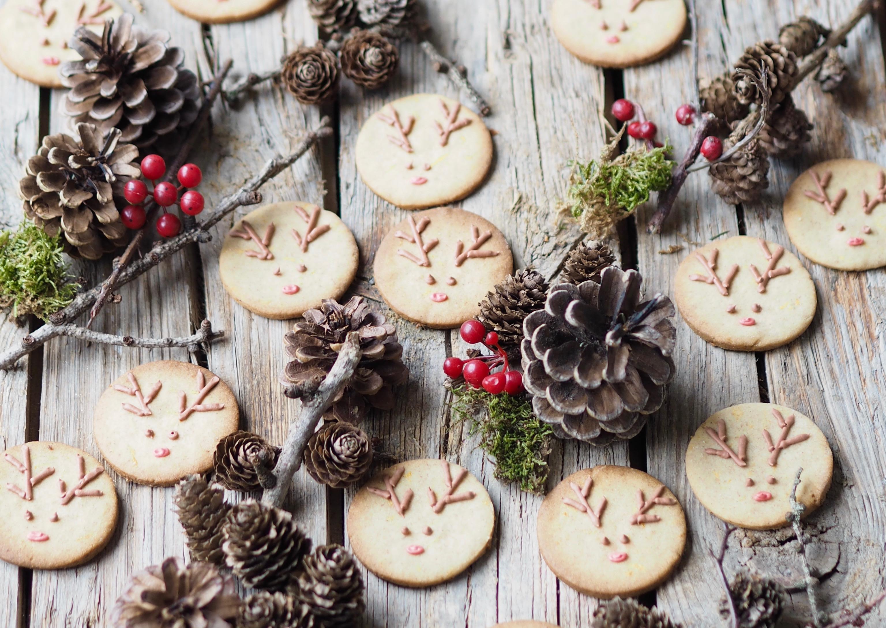 småkager appelsin kanel julesmåkager