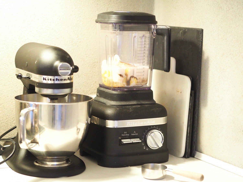 kitchenaid blender