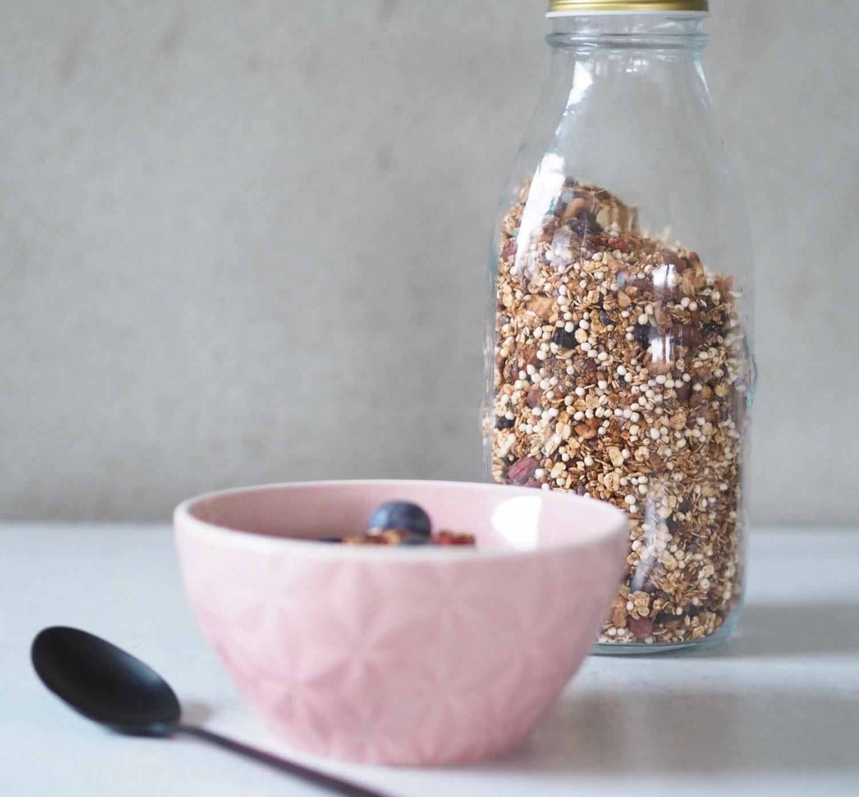 granola protein glutenfri