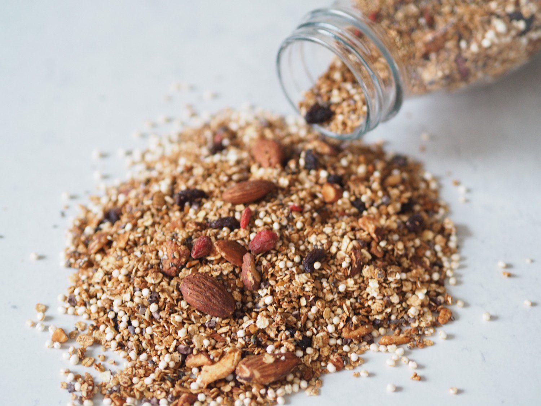 granola omega3