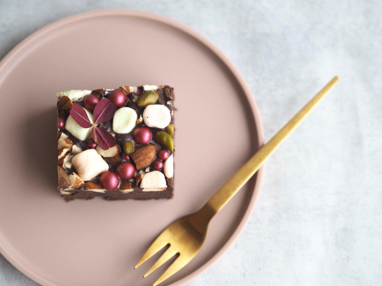 brownie uden mel