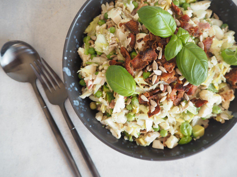 verdens bedste salat ditte julie