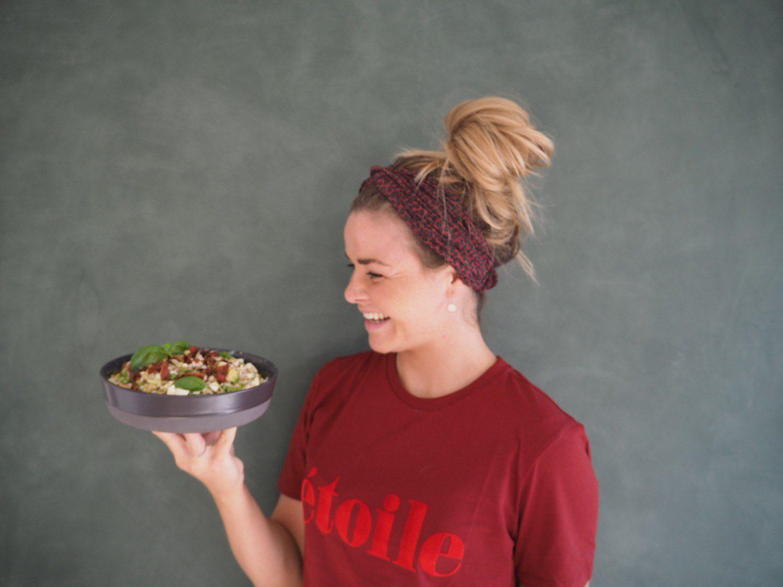 Salat verdens bedste salat
