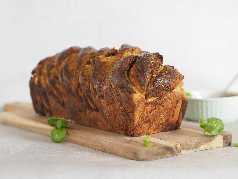 brød fletbrød fuldkornsbrød