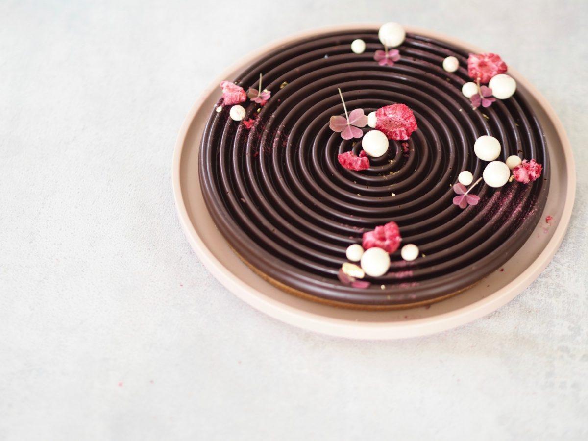 opskrift på kiksekage med chokolade