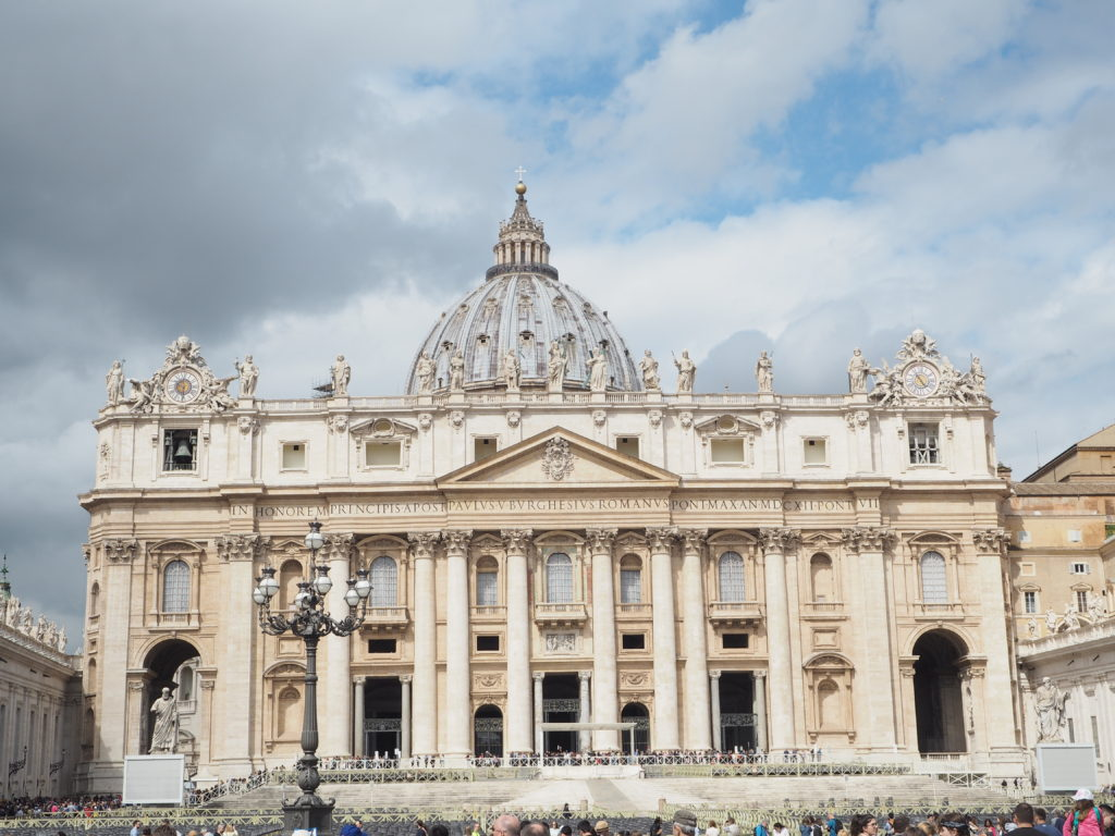 peterskirken i rom