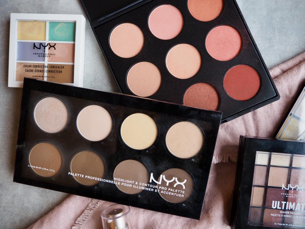 makeup paletter