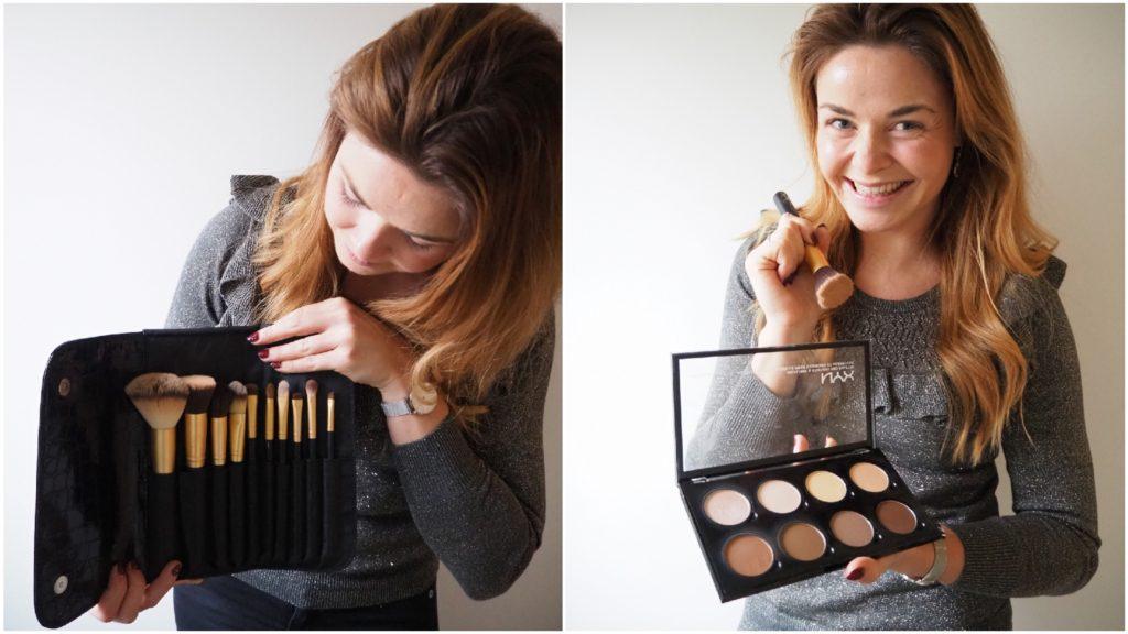 makeup pensler
