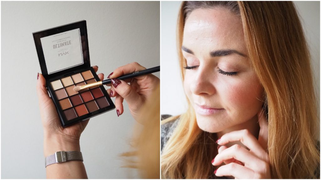 rolig hverdags makeup