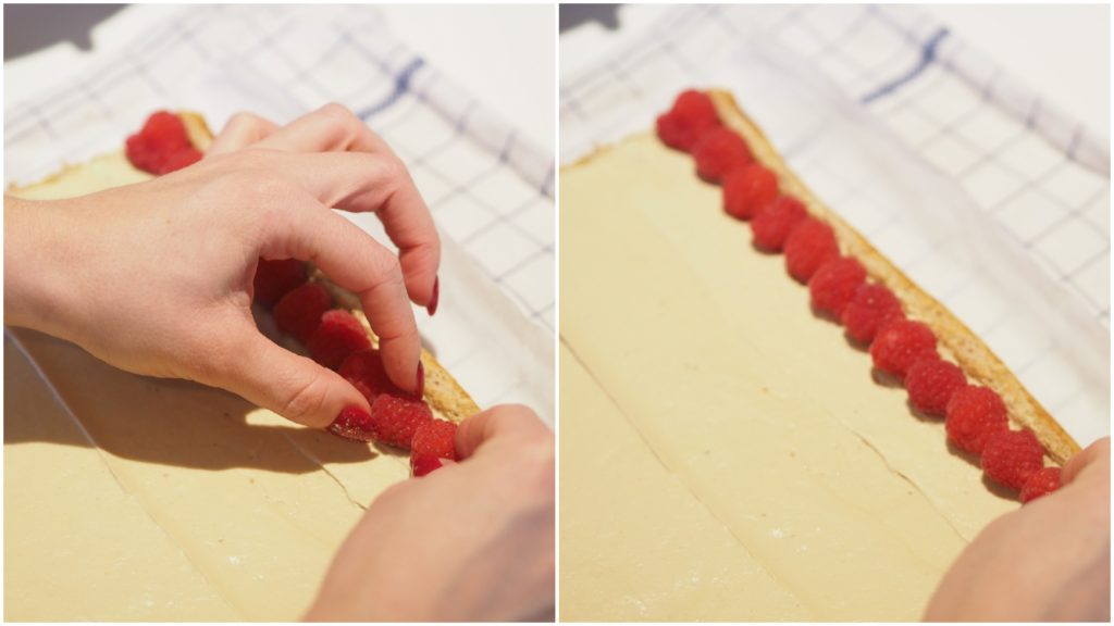 hindbærroualde proces