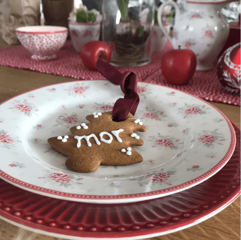 spiseligt julepynt