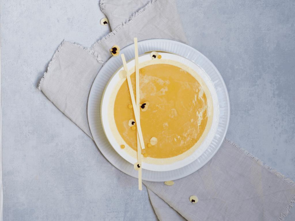 ny kageteknik moussekage med mango